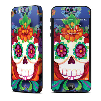 Apple iPhone 5 Skin - Altar Skull