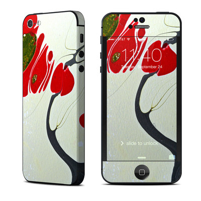 Apple iPhone 5 Skin - Amoeba
