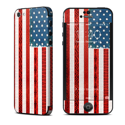 Apple iPhone 5 Skin - American Tribe