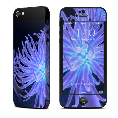 Apple iPhone 5 Skin - Anemones