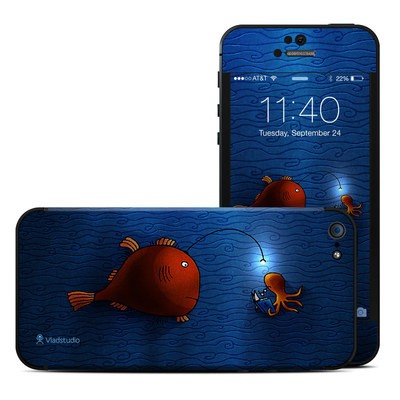 Apple iPhone 5 Skin - Angler Fish