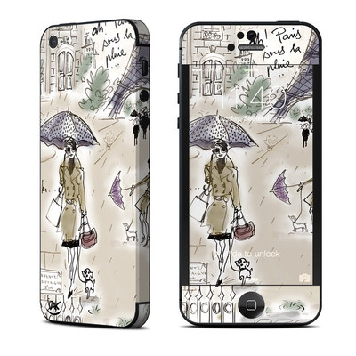 Apple iPhone 5 Skin - Ah Paris