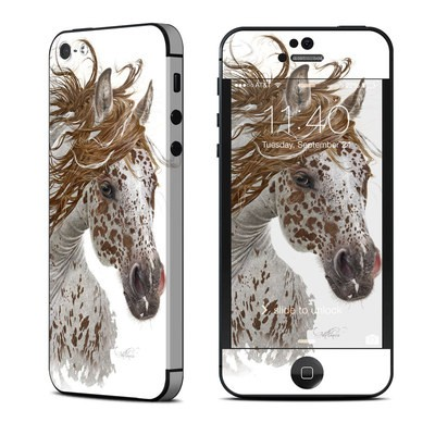 Apple iPhone 5 Skin - Appaloosa