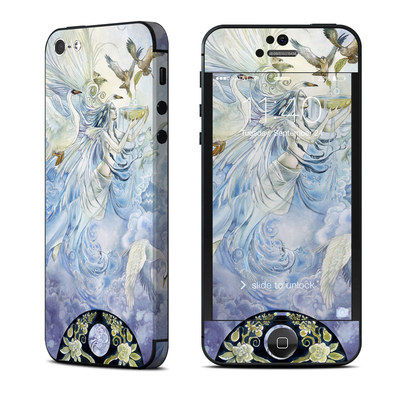 Apple iPhone 5 Skin - Aquarius