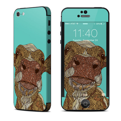 Apple iPhone 5 Skin - Arabella