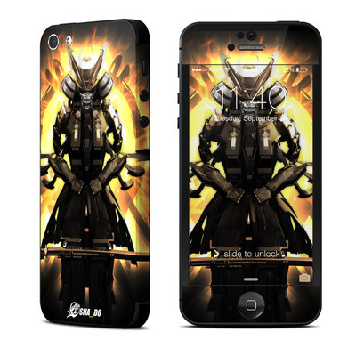 Apple iPhone 5 Skin - Armor 01