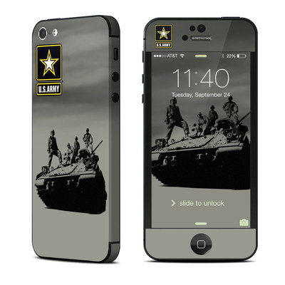 Apple iPhone 5 Skin - Army Troop