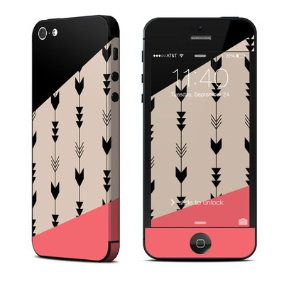 Apple iPhone 5 Skin - Arrows
