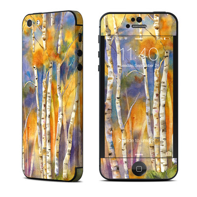 Apple iPhone 5 Skin - Aspens