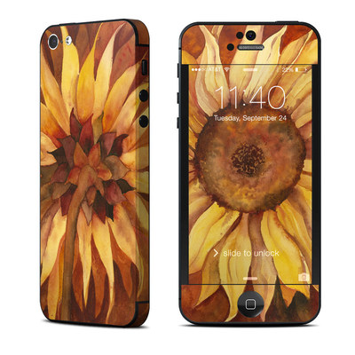 Apple iPhone 5 Skin - Autumn Beauty