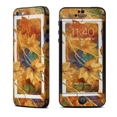 Apple iPhone 5 Skin - Autumn Days