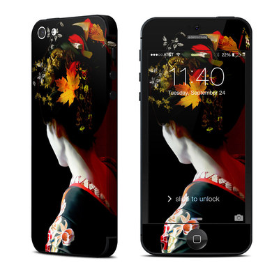 Apple iPhone 5 Skin - Autumn