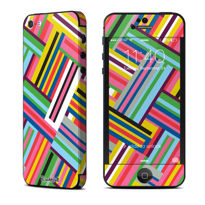 Apple iPhone 5 Skin - Bandi