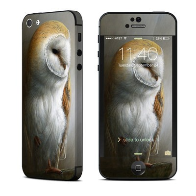 Apple iPhone 5 Skin - Barn Owl