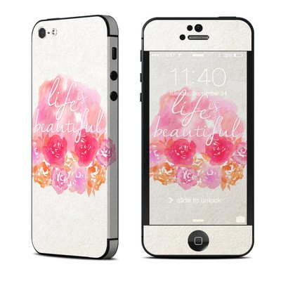 Apple iPhone 5 Skin - Beautiful