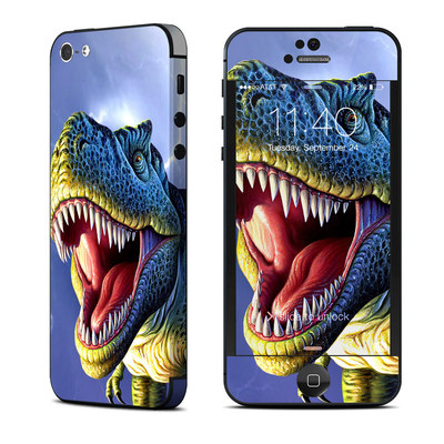 Apple iPhone 5 Skin - Big Rex