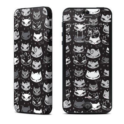Apple iPhone 5 Skin - Billy Cats