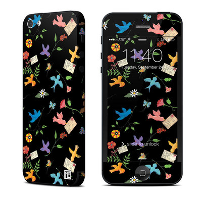 Apple iPhone 5 Skin - Birds