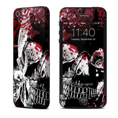 Apple iPhone 5 Skin - Blast