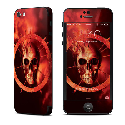 Apple iPhone 5 Skin - Blood Ring