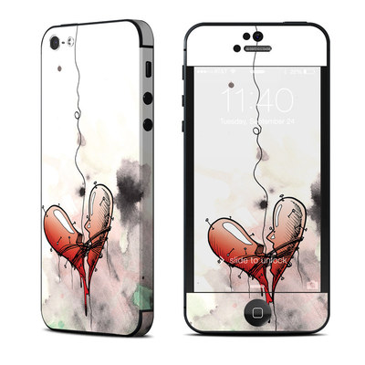 Apple iPhone 5 Skin - Blood Ties