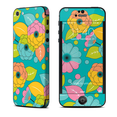 Apple iPhone 5 Skin - Blossoms