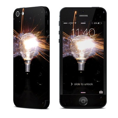 Apple iPhone 5 Skin - Blown Bulb