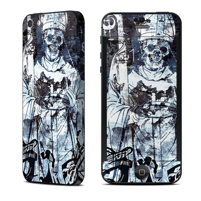 Apple iPhone 5 Skin - Black Mass