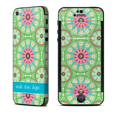 Apple iPhone 5 Skin - Boho