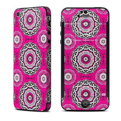 Apple iPhone 5 Skin - Boho Girl Medallions