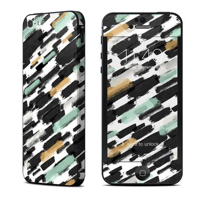Apple iPhone 5 Skin - Brushin Up