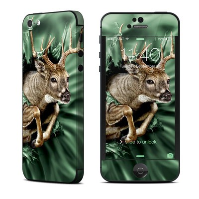 Apple iPhone 5 Skin - Break Through Deer