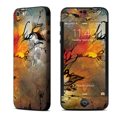 Apple iPhone 5 Skin - Before The Storm