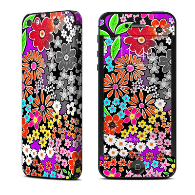 Apple iPhone 5 Skin - A Burst of Color