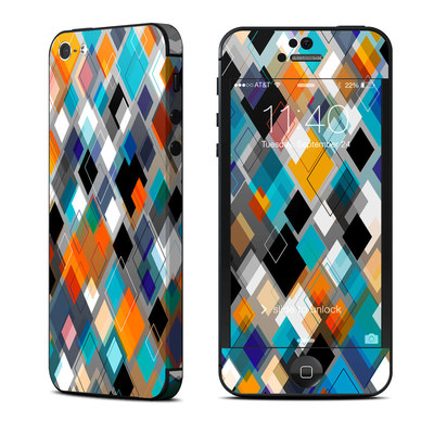 Apple iPhone 5 Skin - Calliope