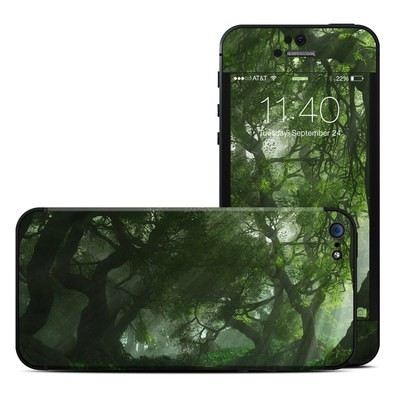 Apple iPhone 5 Skin - Canopy Creek Spring