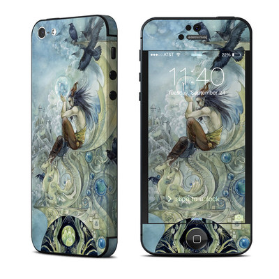 Apple iPhone 5 Skin - Capricorn