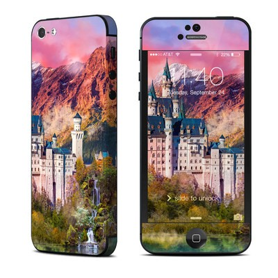 Apple iPhone 5 Skin - Castle Majesty