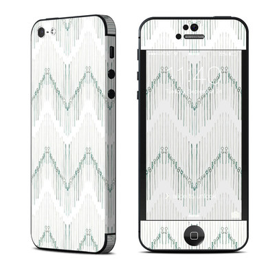Apple iPhone 5 Skin - Chic Chevron