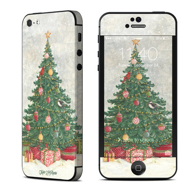 Apple iPhone 5 Skin - Christmas Wonderland