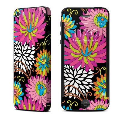 Apple iPhone 5 Skin - Chrysanthemum