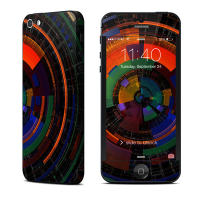 Apple iPhone 5 Skin - Color Wheel