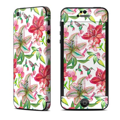 Apple iPhone 5 Skin - Colibri