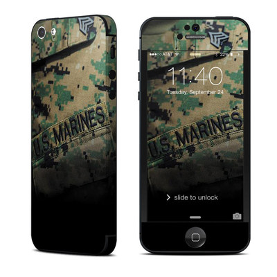 Apple iPhone 5 Skin - Courage
