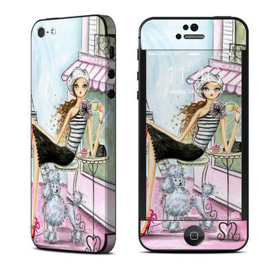 Apple iPhone 5 Skin - Cafe Paris