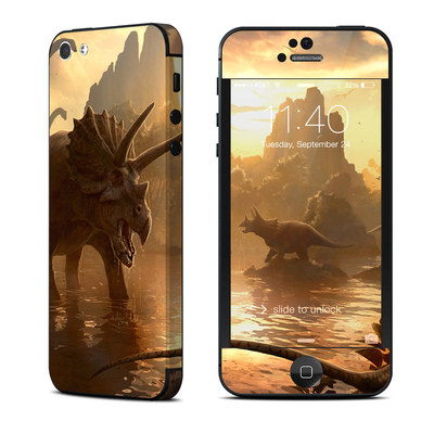 Apple iPhone 5 Skin - Cretaceous Sunset