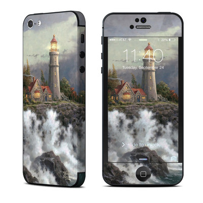 Apple iPhone 5 Skin - Conquering Storms