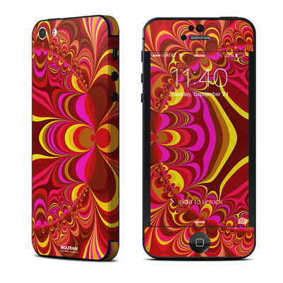 Apple iPhone 5 Skin - Cyclotomic Contours