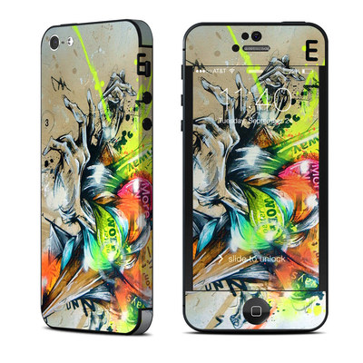 Apple iPhone 5 Skin - Dance