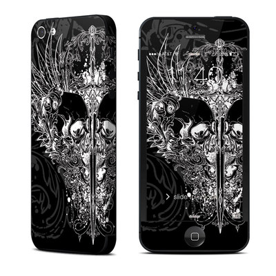 Apple iPhone 5 Skin - Darkside